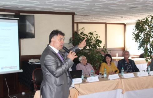 Първи национален образователен форум за проблемите на кадрите в транспортния бранш