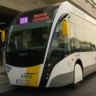 Van Hool Equi City уникален трамбус