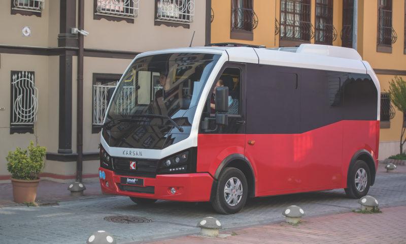 Galați Municipality has ordered 20 Jest + Minibuses
