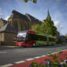 Largest fleet of electric articulated buses in Germany