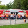 VDL Bus & Coach delivers new team coach for PSV Eindhoven