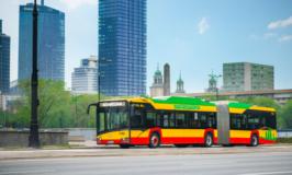 Solaris печели 130 съчленени електрически автобуси за MZA Варшава