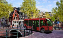 Tribus на Busworld Europe в Брюксел