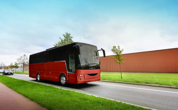 Busworld and a world premiere from Van Hool: the EX11