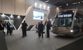 Irizar e-mobile представя своите решения за електромобилност на изложението по транспорт в Нант, Франция