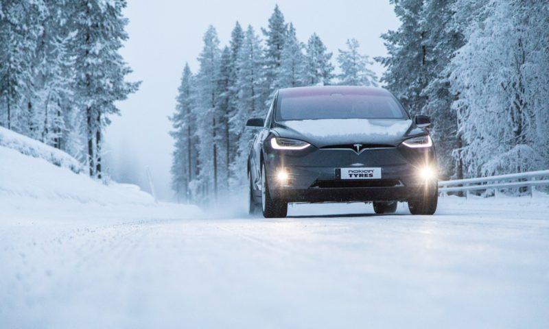 Гумите на електрическите автомобили издържат по-дълго време