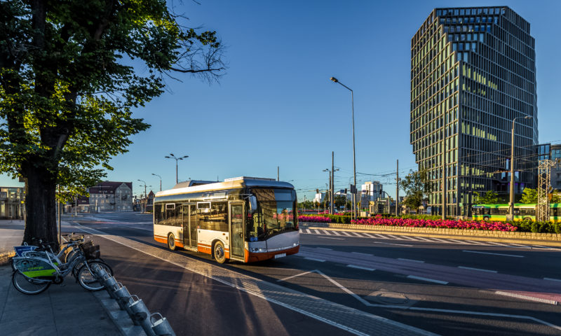 Electric Solaris buses will go to Hungary