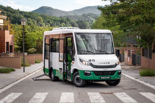 INDCAR reaches one thousand units of the Mobi range in Romania