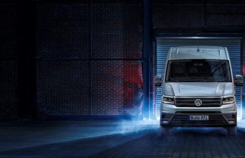 Volkswagen Crafter – 100 % Original