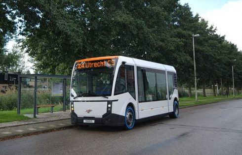Tribus с електрическа мобилност на VDV конференция