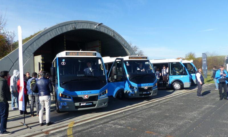 Karsan at Busworld Turkey 2020