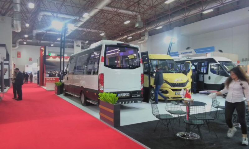 Bur-Can На Busworld Turkey 2020