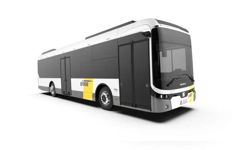 Електробуси Ebusco ще се доставят на Multiobus в Белгия