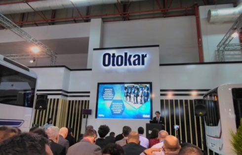 Otokar presentation at Busworld Turkey 2020