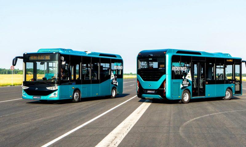 Karsan Starts Working onAutonomous Atak Electric