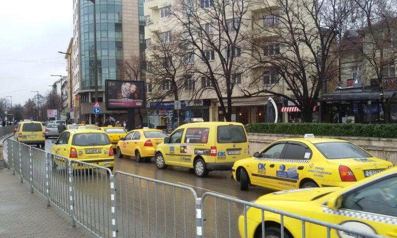 О Б Р Ъ Щ Е Н И Е  до всички заинтересовани таксиметрови водачи и превозвачи в България