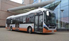 VOLVO BUSES с поръчка за 128 хибридни автобуса за Брюксел