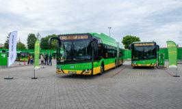 MPK Poznań поръча 37 електрически автобуса, произведени от Solaris