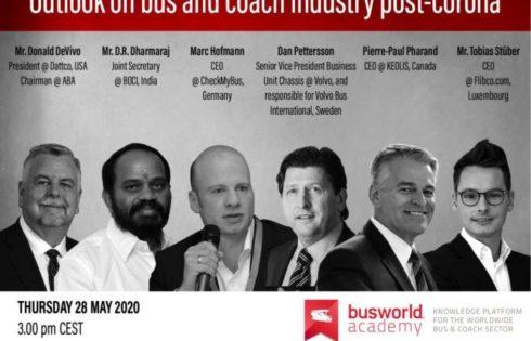 Автобусните превозвачи след Covid-19
