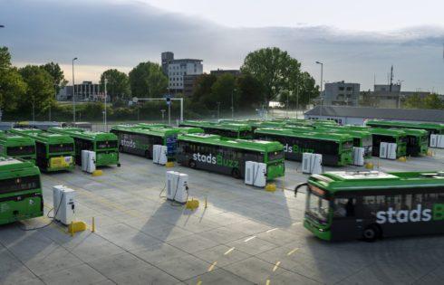 Ebusco – истински пионер в областта на електрическите автобуси