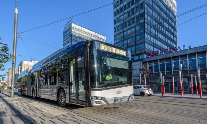 Solaris to deliver electric buses to Germany