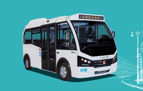 Jest Electric – малък градски електрически автобус