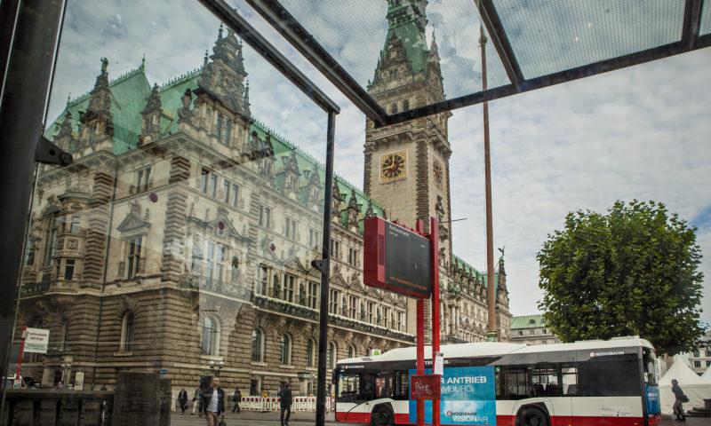 Solaris избран за доставчик на електрически автобуси в Хамбург