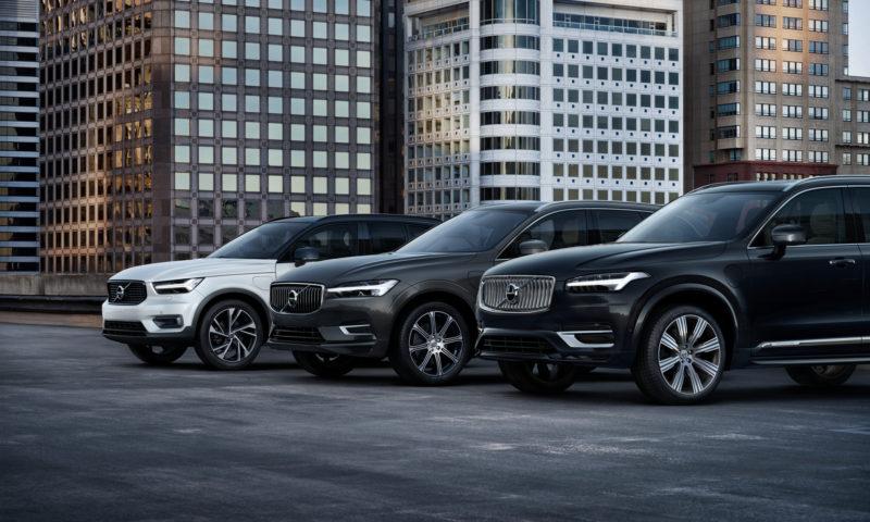 Volvo XC90 и XC60 получиха поредното признание за сигурност
