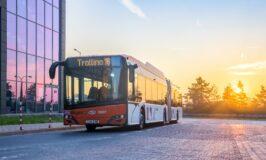 Първите тролейбуси Solaris пристигнаха в Норвегия