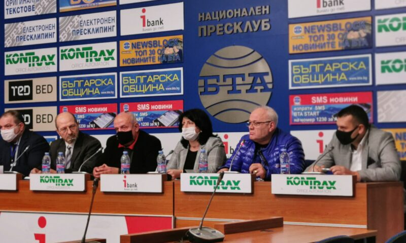Протест на автобусни превозвачи и таксиметрови автомобили на 25 ноември