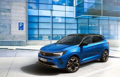 Новият Opel Grandland