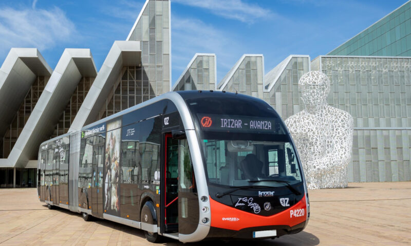 Irizar e-mobility electric buses to renew their fleet