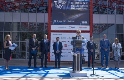 20 премиери в тежката автомобилна индустрия наTRUCK EXPO 2021