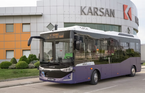 Karsan Autonomous Atak Electric