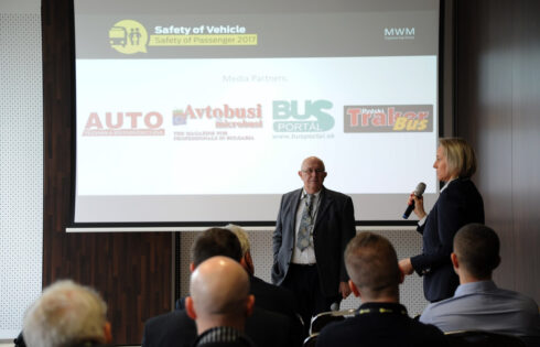 Safety of Vehicle – Safety of Passenger conference in Warsaw