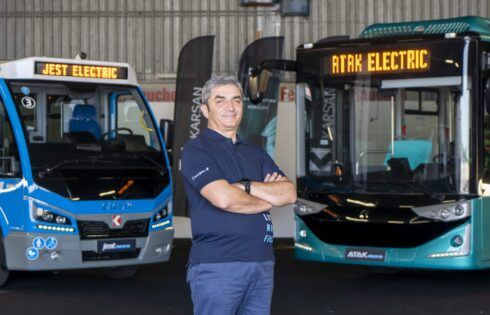 Karsan is the Market Leader of Electric Minibuses in Europe