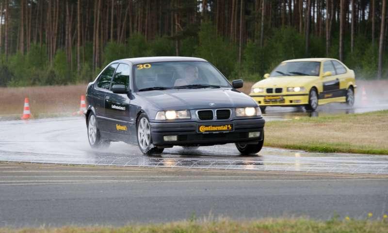 Качествените гуми увеличават безопаснотта и икономичността
