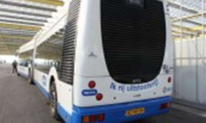 Amsterdam Public transport will be completely emission-free within 10 years
