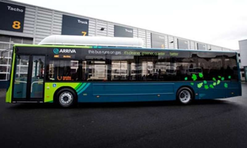 Arriva commits to reducing direct carbon emissions by 30 percent