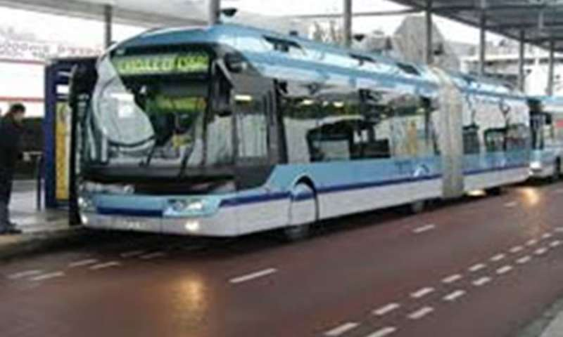 Bus Rapid Transit in Europe
