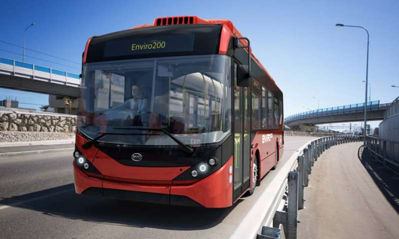 BYD and ADL partner to supply Go-Ahead London with capital's first, large-scale pure electric bus fleet