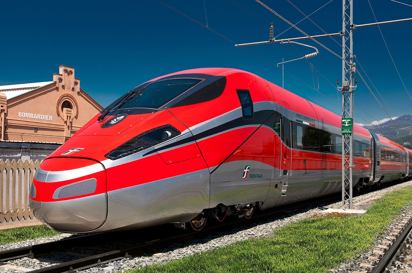 Production of high speed trains in Turkey