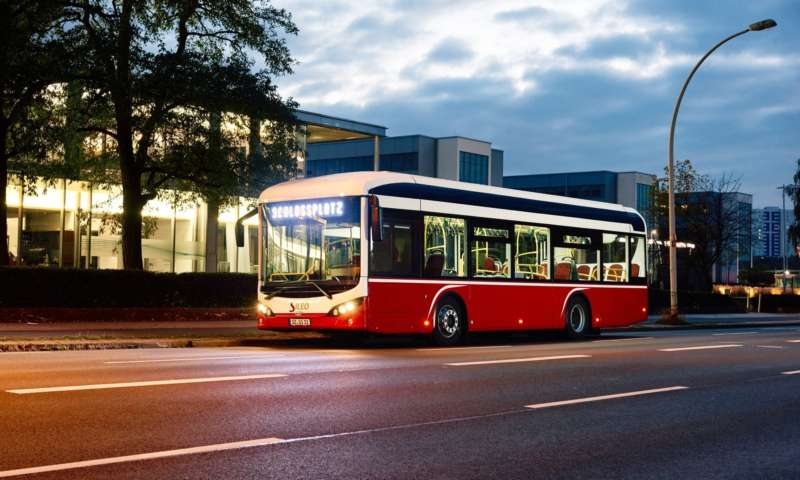 UITP 2015: bozankaya® presents its pioneering approach to electric mobility