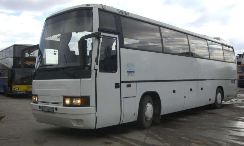 Ikarus Scania – 47 + 1 seats