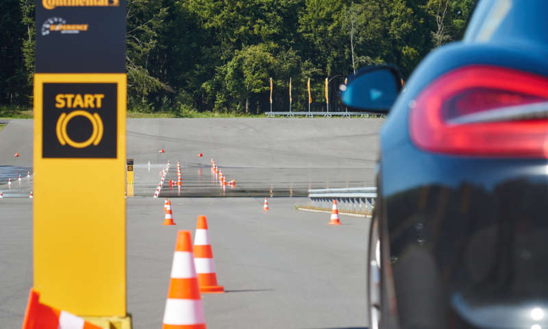 Летните гуми на Continental са на върха в тестовете на ADAC