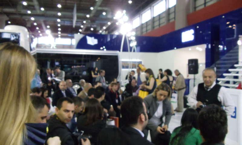 Busworld Turkey се готви за успешно 6-то издание в Истанбул