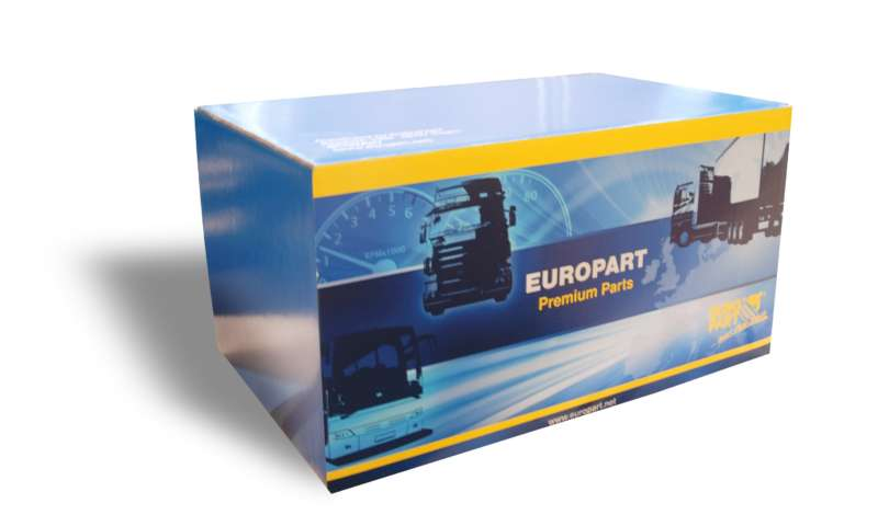 EUROPART at the IAA 2014: EUROPART presents its expanded bus range