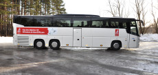 Futura FHD2-131 FIS in Falun