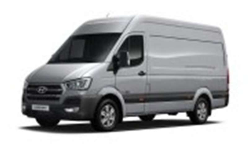 Hyundai Motors starts production of the all-new H350 in Europe