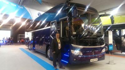 Temsa at Busworld Kortrijk
